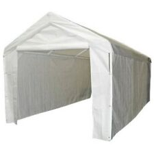 10 x 20 Canopy Side Wall Kit Caravan Carport Garage Enclosure Shelter Tent Party