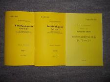 Dienstvorschrift Bordfunkgerät FuG 16ZY & Bordfunkgerät FuG 16Z, ZS, ZE, ZY 1944