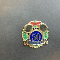 DLR Cast - 50th Anniversary Christmas Wreath Disney Pin 43226