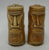 Panama City Beach Florida Souvenir Chiki Tiki God Salt and Pepper Shaker Set