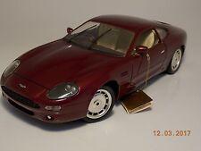 Modellauto Aston Martin / DB7 / 1:18 / Guiloy wie neu (3714)