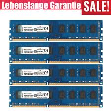 Kingston 8GB 16GB 2GB 2RX8 PC3-12800U DDR3 1600MHz DIMM RAM Desktop Speicher LOT