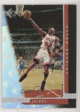 1996-97 SP Sample Michael Jordan #16 HOF