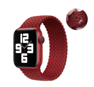 Apple Watch Braided Solo Loop - Elastic Nylon