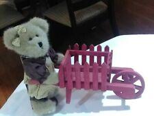 """Boyds Bears Audrey Bearybloom 9502Cb Rare 2006 10"""" Sunflower Cracker Barrel Ex"""