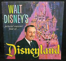 Walt Disney's Pictorial Souvenir Book of Disneyland (Fn) 1965
