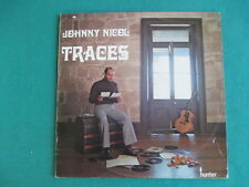Johnny Nicol jazz/funk Lp - Traces (ft Janice Slater,Kerrie Biddell)