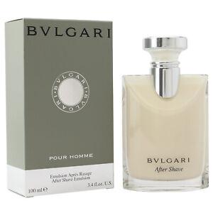 Bvlgari Pour Homme 100 ml After Shave Emulsion Bulgari