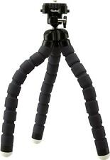 Rollei Monkey Pod Flexible Mini Tripod for DSLR, DSC, Camcorder - Black
