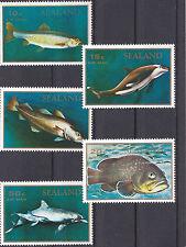 Sealand  - MNH - Vissen / Fish / Fische