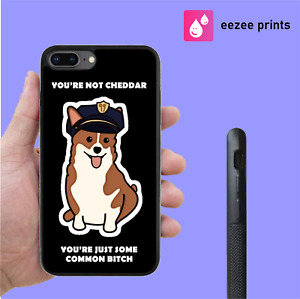 Cheddar The Dog Brooklyn Nine Nine 99 Themed Phone Case iPhone & Samsung Models