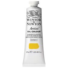 Winsor & Newton Artists' Oil Colour Series 4 37ml 1.25 Cadmium Yellow Pale NEW