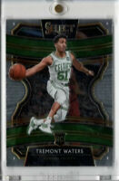 2019-20 Panini Select Concourse #43 Tremont Waters RC Rookie Card Boston Celtics