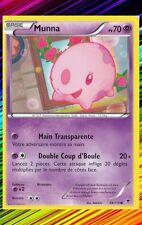 Munna - XY4:Vigueur Spectrale - 39/119 - Carte Pokemon Neuve Française