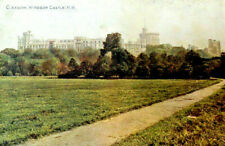 Vintage Ephemera Paper Picture of Windsor Castle N. W. C 33204 Postcard size