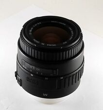 NEW SIGMA 35-80MM F4-5.6 AF DL LENS FOR SIGMA SA MOUNT NEW OLD STOCK IN BOX
