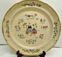 "1 PC International Heartland 11"" Dinner Plate #7774"