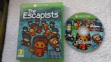 THE ESCAPISTS XBOX ONE V.G.C. FAST POST ( strategy & role-playing game )