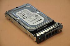 DELL R310 R410 R510 R710 T320 SATA 250GB 7.2K LFF Hard Drive + Caddy DP/N 0H962F