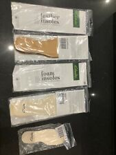 Clarks Adults Foam/ Leather Insoles, Kids Foam Insole, Shoe-String Comfort Latex
