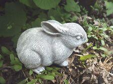 "Latex rabbit mold 2.25""  x 3.5"" x 2"" plaster cement mould"
