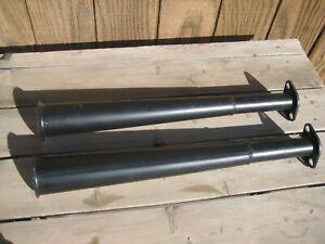 porsche racing pipes