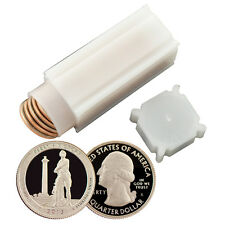 2013 Perry Victory  Proof Quarters Roll of 40 San Francisco Mint Quarter Tube