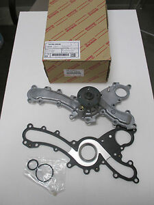 LEXUS OEM FACTORY WATER PUMP 2006-2014 IS350 2006-2014 IS250