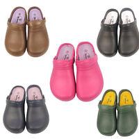 Ladies Garden Clogs Women Nurse Beach Casual Leisure Holiday Sandals 3 4 5 6 7 8