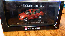 Ricko 2007 Dodge Caliber 1:87 (HO) Scale Plastic Car Model NIB
