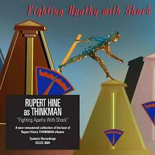 Rupert Hine As Thinkman - Fighting Apathy With Shock CD New/Sealed Remastered