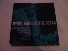 Jimmy Smith ‎– Jimmy Smith At The Organ, Volume 1- Blue Note - LP