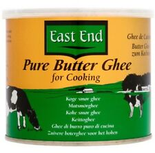 500g East End Pure Butter Desi Ghee Metal Tin Pack Indian Asian Food Cooking