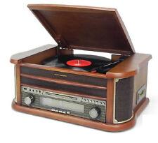 Soundmaster NR540 stereo Radio mit Plattenspieler