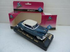 SOLIDO MADE IN FRANCE REF 4523 BUICK SUPER HARD TOP BLEU METAL NEUF EN BOITE
