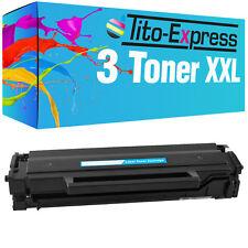 3 tóner para Samsung ml2160 ml-2165 W ml2168 scx-3400f scx-3405fw scx-3405w d101s