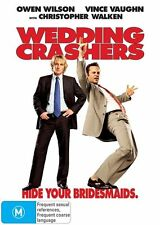 Wedding Crashers (DVD, 2016)