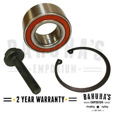 AUDI V8, COUPE, CABRIOLET, 80, 90, 100, 200 FRONT WHEEL BEARING *NEW*