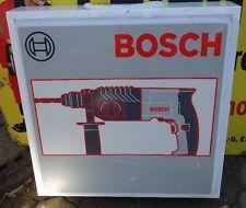 alte Leuchtreklame Bosch