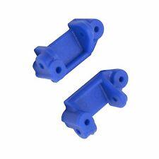 RPM Blue Front Caster Block Traxxas 2WD Slash e-Rustler e-Stampede RPM80715