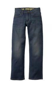 Boy's LEE Sport Xtreme Comfort Straight Fit/Straight Leg Jeans Size 8 Reg NWT