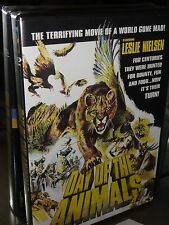 Day of the Animals / Something Is Out There (DVD) William Girdler, BRAND NEW!