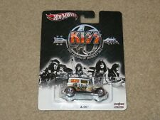 Hot Wheels KISS A-OK Real Riders 1:64 MOC 2013