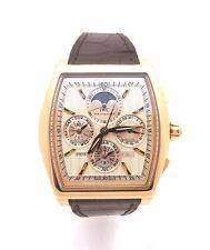 IWC Da Vinci Kurt Klaus Perpetual Calendar 18K ROSE Gold Limited 500 IW376203