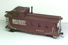 HOn3 MRGS KIT# 400 RGS 0404 Long Caboose Kit, (D&RGW also) narrow gauge.
