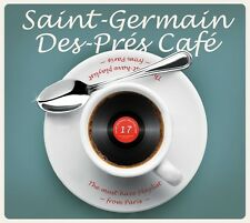 SAINT-GERMAIN-DES-PRES CAFE 17  2 CD NEU
