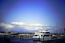 35mm Colour Slide- Boats in Marina - Gold Coast  - Qld  1980's