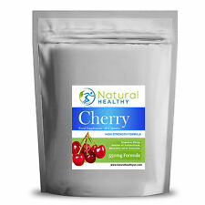 Cherry 550mg Capsules  - Montmorency Cherry UK Supplement 30 Capsules