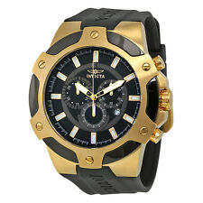 Invicta Signature II Chronograph Gold-tone Mens Watch 7343
