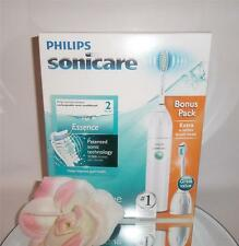 Philips Sonicare Essence 2 Electric Power Sonic Care Toothbrush Bonus Brush Head